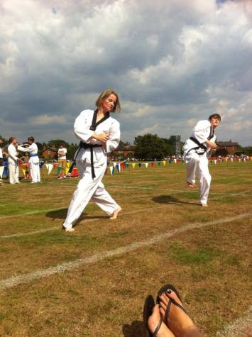 Downside poomsae demo