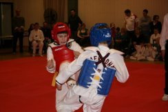 junior competition fight