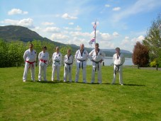 Group training in Scotland